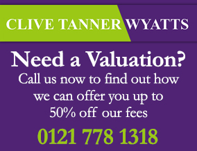 Get brand editions for Clive Tanner Wyatts, Hall Green