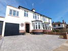 Buxton Avenue semi detached house to rent