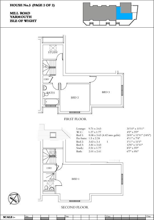 Unit 5 Floorplan 2