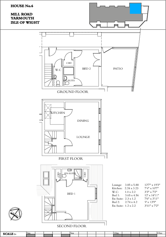 Unit 6 Floorplan