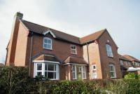 Detached property in Barbers Mead, Taunton