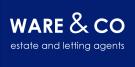 Ware & Co, Taunton logo