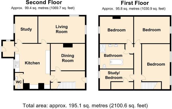 89 Sutton Rd - Floor
