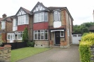 semi detached home in Old Church Road...