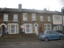Terraced property in Amethyst Road, London...