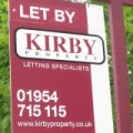 Kirby Property Management, Cambourne