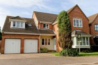 5 bed Detached property for sale in Brussels Close, Dereham...