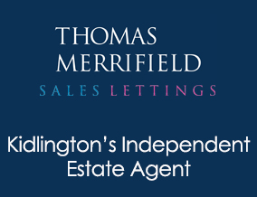 Get brand editions for Thomas Merrifield, Kidlington