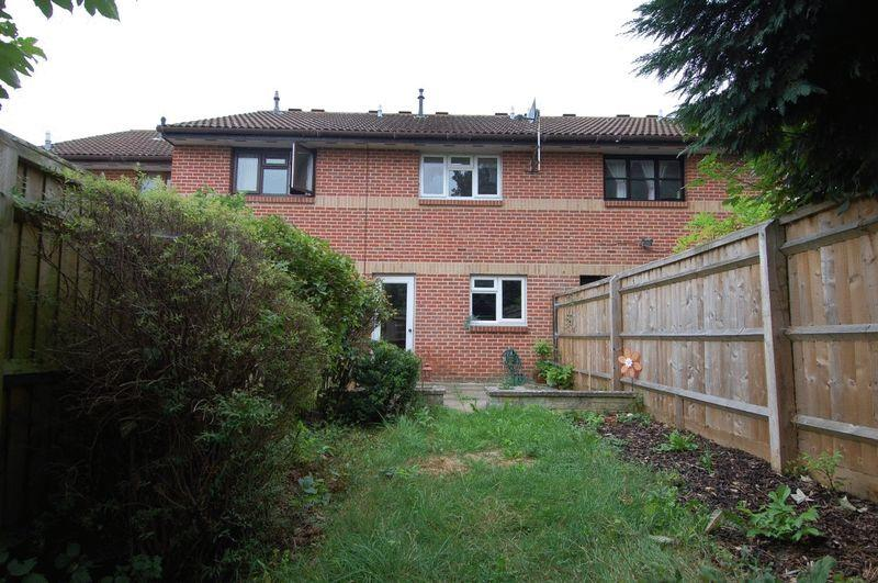 Rear of House
