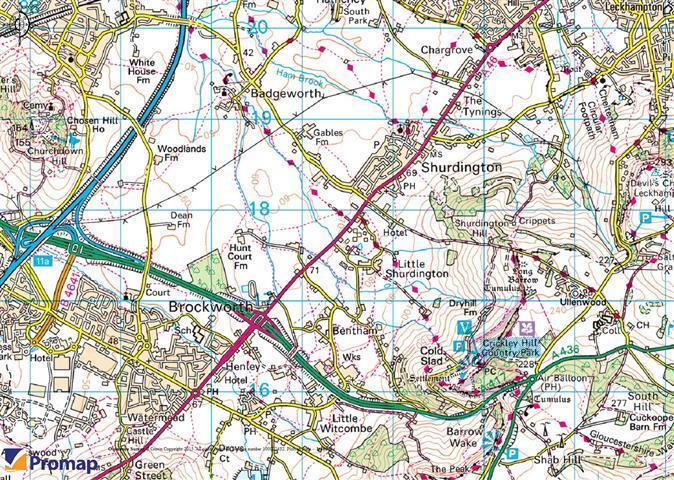 Property For Sale In Shurdington Cheltenham