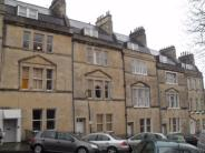 Maisonette to rent in Burlington Street, Bath