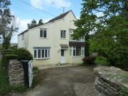 Detached property to rent in Minster Lovell