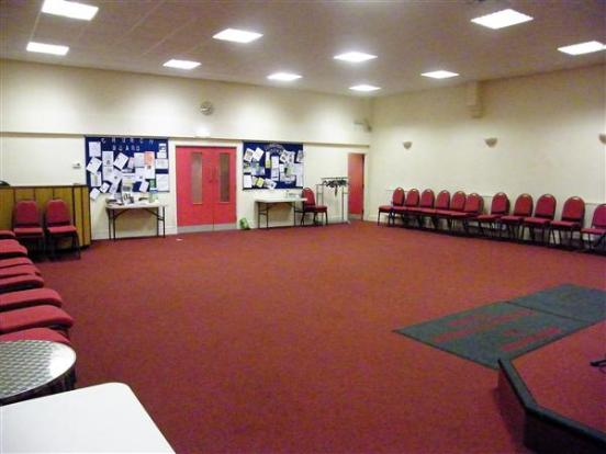 Main Reception Room:
