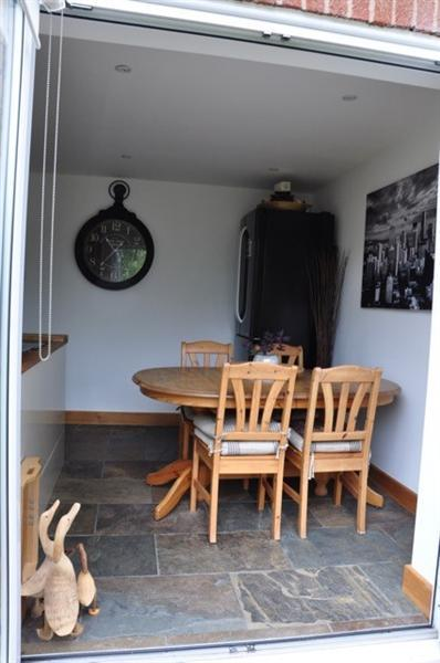 Dining Area; Utility