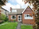 Ederoyd Drive Detached Bungalow to rent