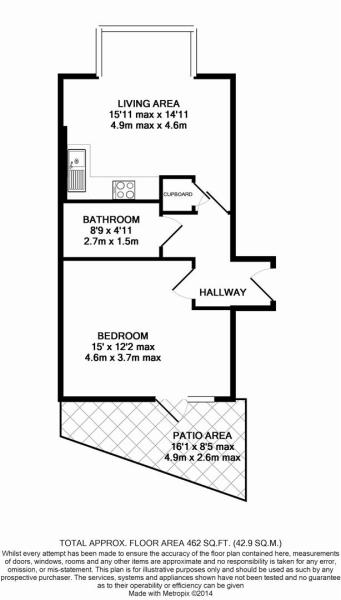 Flat 4, Airedale Hou