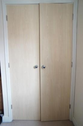 Wardrobes In Bed 1