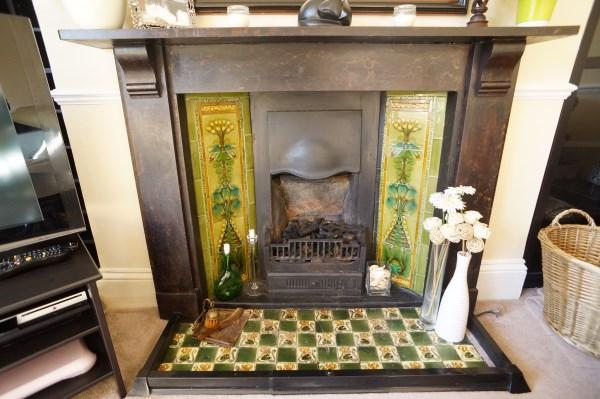 Period Fireplace (Lounge)