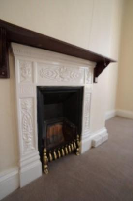 Period Fireplace (Bedroom)