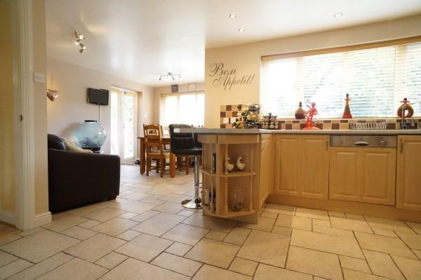 Kitchen / Dining Room / Family Room