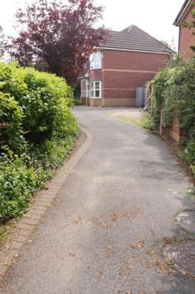 Private Driveway To Property