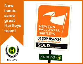 Get brand editions for Newton Fallowell Hartleys, East Leake