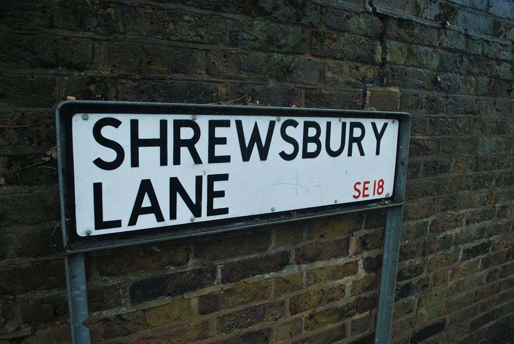 Shrewsbury Lane