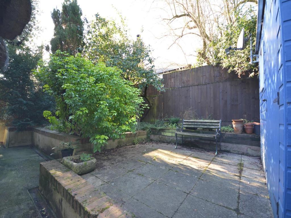 Garden second view