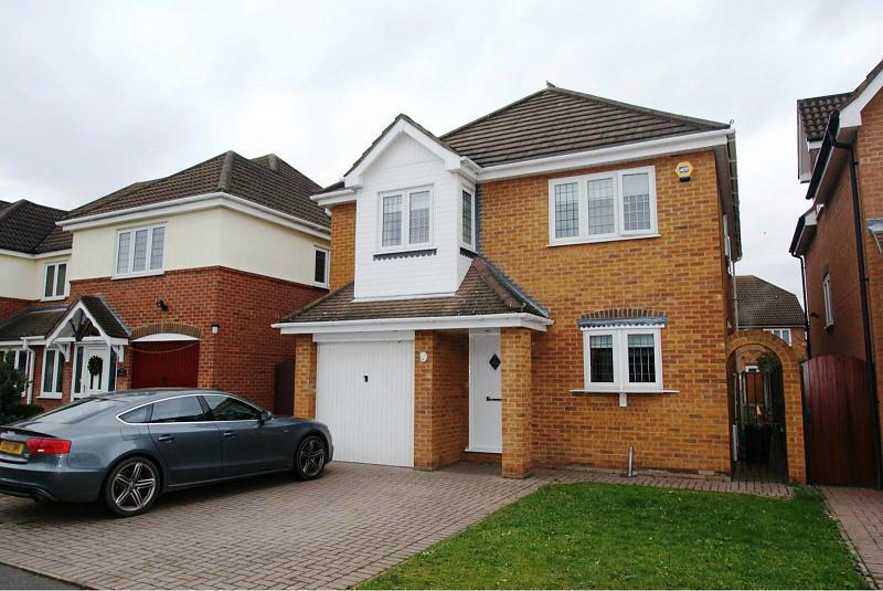 Sold Property Spingate Close