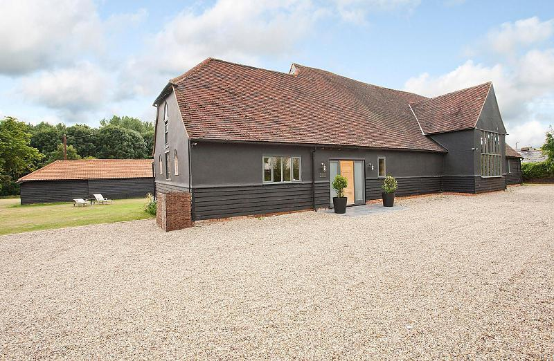 5 Bedroom Barn Conversion For Sale In Ongar Road Dunmow