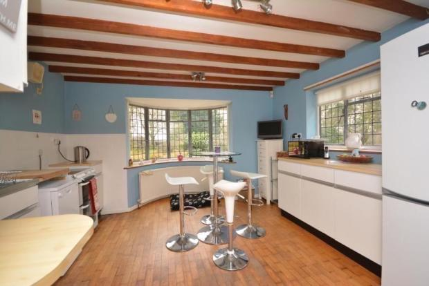 Kitchen second view