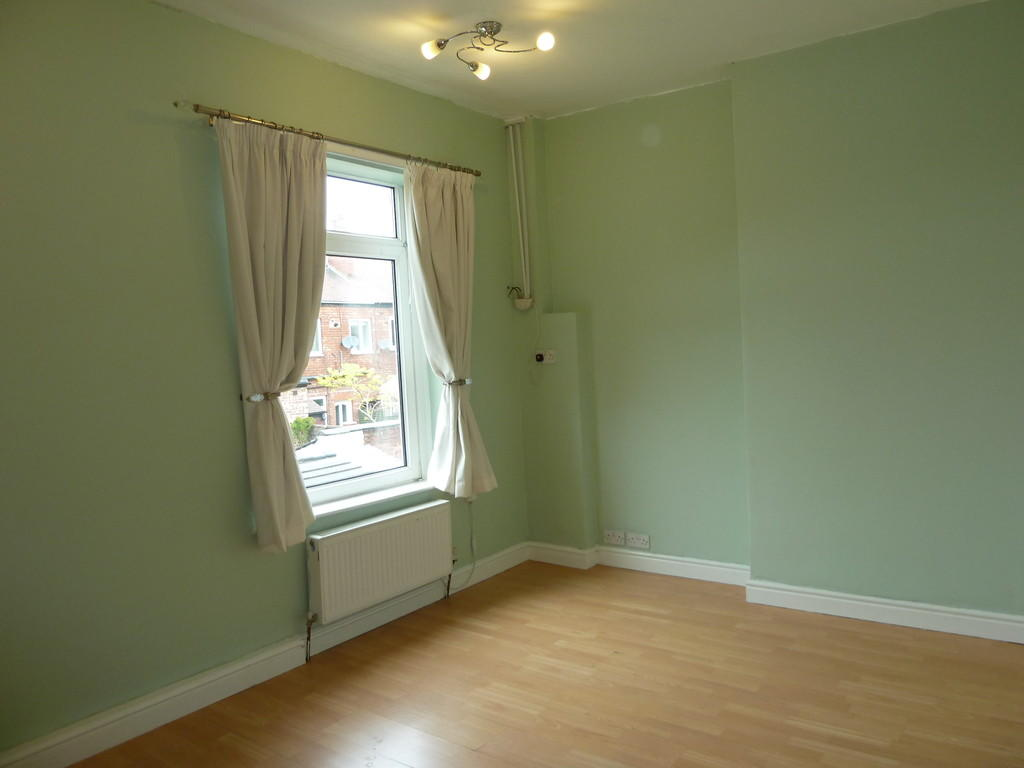 Rear Bedroom