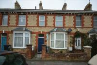 Terraced home for sale in SALISBURY STREET