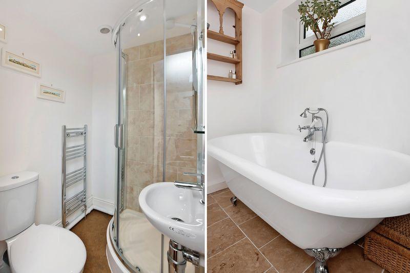 shower room/bath