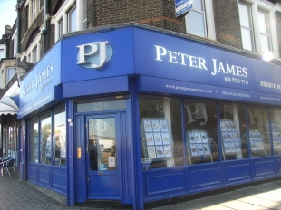 Peter James Estate Agents, New Crossbranch details