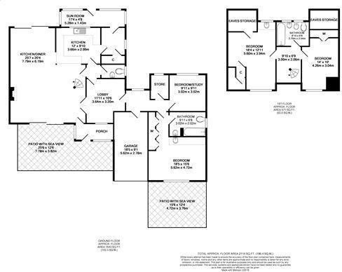 Tresaldon Floorplan