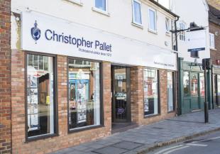 Christopher Pallet, Aylesbury branch details