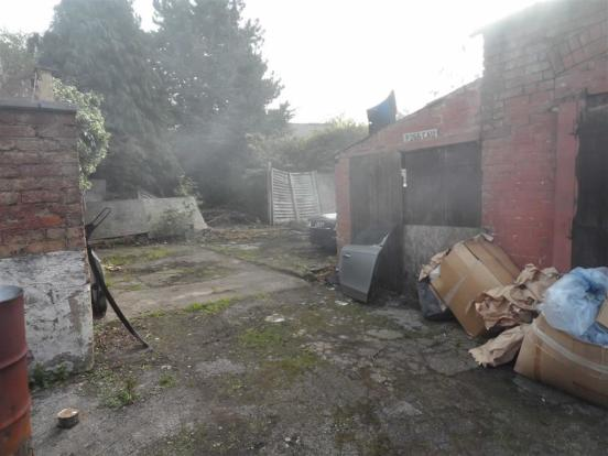 External Yard Area