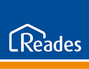 Reades, Hawarden branch logo