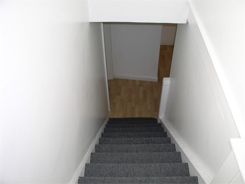 Stairs to Annexe