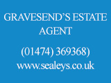 Sealeys Estate Agents, Gravesend