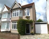semi detached home in Lymington Avenue...