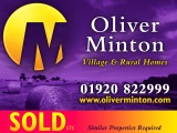 Oliver Minton, Puckeridge