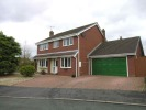4 bedroom Detached house for sale in 36 Sharman Way, Gnosall...