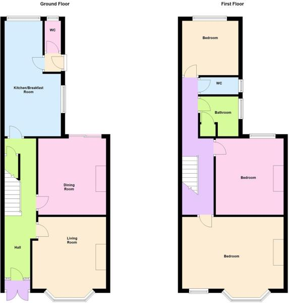 Floor Plans 110 Tixa