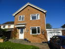 3 bed Link Detached House in Hornbeam Way, Wimborne...