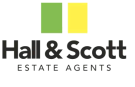 Hall & Scott, Exeter branch logo