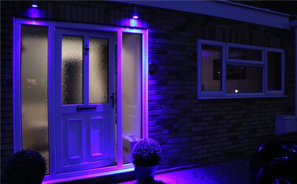 Front Door Lights