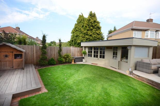 4 Bedroom Detached House For Sale In Wedgewood Road