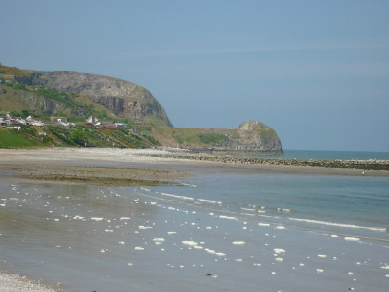 View Towards the Little Orme